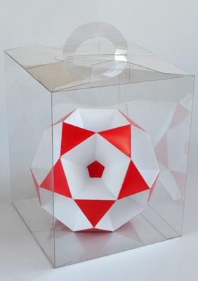 многогранник - Малый икосогемидодекаэдр