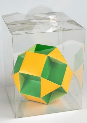 "Модель ""Малого кубо-кубо-октаэдра"""