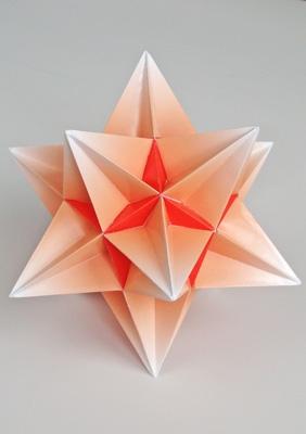 многогранник - Большой икосаэдр