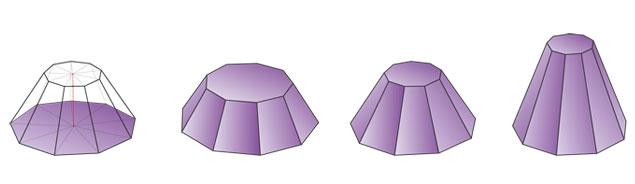Как сделать усеченную пирамиду фото 363
